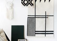 væg dekoration, væg tæpper, kunst, bolig