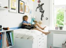 Drengeværelse, børneværelse, børn, indretning