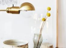 Stilleben, interiør, bolig, design