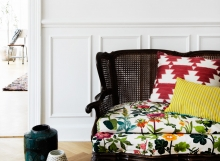 Mønstre, tekstiler, bolig, indretning, alt interiør