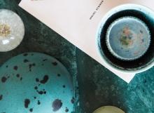 stilleben, marmor, samlere