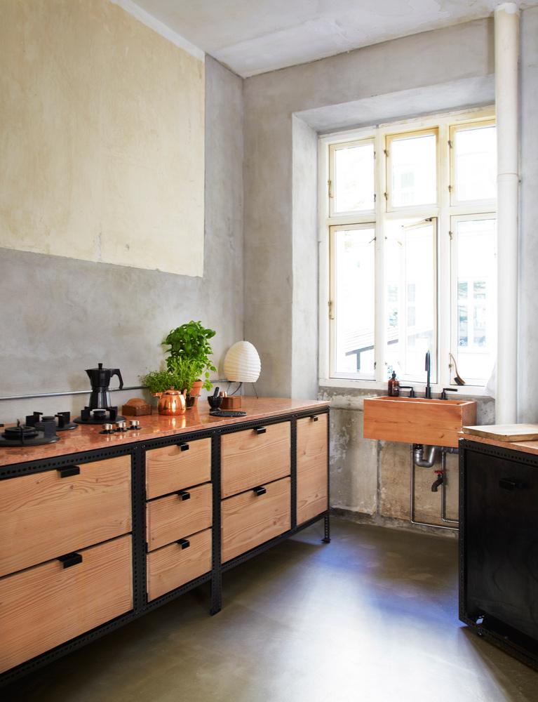 Frama Studio Kitchen, køkken, diy, hjemmelavet køkken, design, bolig, interiør