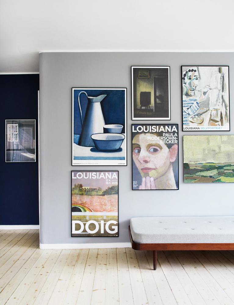 kunst, væg dekoration, billeder, bolig